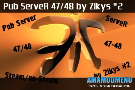 Pub ServeR 47/48 Steam/no-Steam by Zikys #2