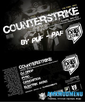 Counter Strike Mix by Puf - Paf (2010)