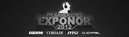 Highlights ProGamerSeries Exponor 2012