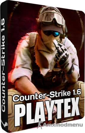 Counter-Strike 1.6 [PLAYTEX, 2013, v43]