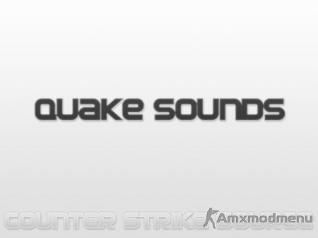 Неприличные quake sounds для CSS сервера