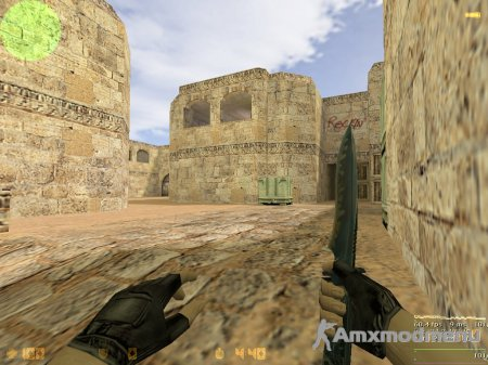 Карта de_dust2_2x2_unlimited
